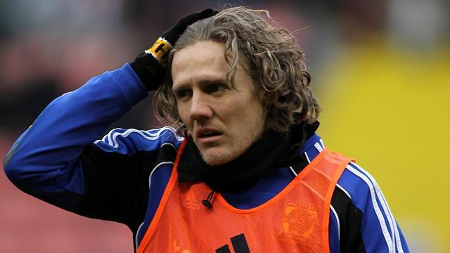 Jimmy Bullard joins MK Dons