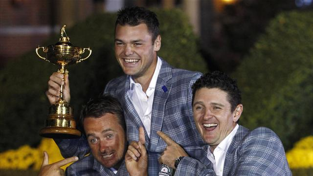 Golf - Ryder Cup heroes reunited on home soil