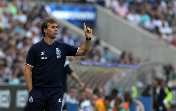 FC Porto manager Julen Lopetegui denies any interest in replacing Real Madrid's Carlo Ancelotti