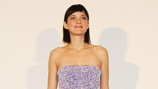 'Rust And Bone' Japan Premiere