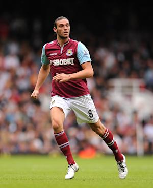 Andy Carroll will be back at St James' Park on Sunday