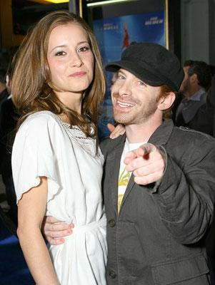 Guest and Seth Green at the Los Angeles premiere of DreamWorks Pictures' Blades of Glory