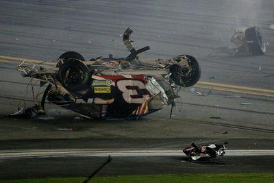 Austin Dillon walks away from huge crash just after finish at Daytona