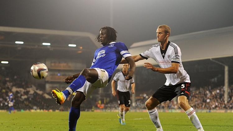 Soccer - Capital One Cup - Third Round - Fulham v Everton - Craven Cottage