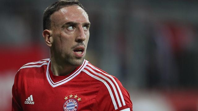 Champions League - Buttock surgery means Ribery may miss Arsenal-Bayern