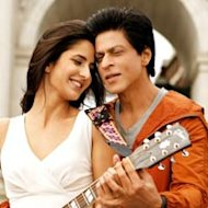 Shah Rukh Khan To Romance Katrina Kaif On Valentine's Day!