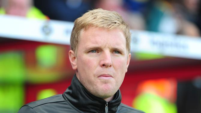 Eddie Howe will return to Bournemouth, the club he left to join Burnley