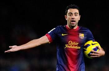 Xavi slams Mourinho's tactics with Real Madrid