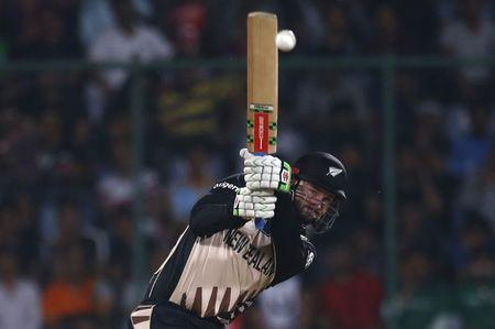 Cricket - England v New Zealand - World Twenty20 cricket tournament semi-final
