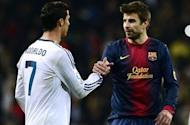 Pique: Don't believe the hype, Ronaldo is a good guy