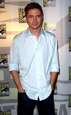 Topher Grace San Diego Comic-Con - 7/22/2006