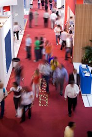 Building Trade Show Buzz Through Digital Marketing image Digital Marketing
