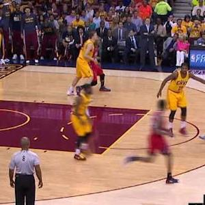 Mozgov Steals And Flushes