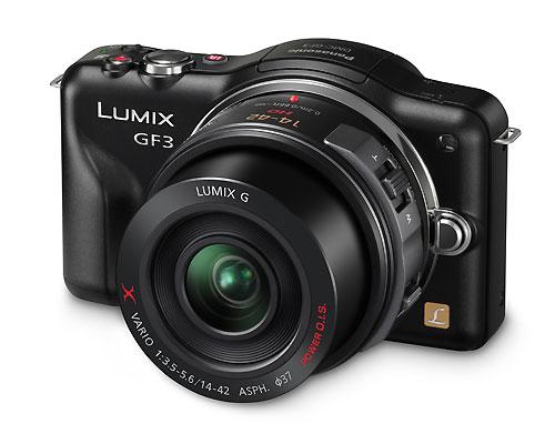 Panasonic DMC-GF3X Camera