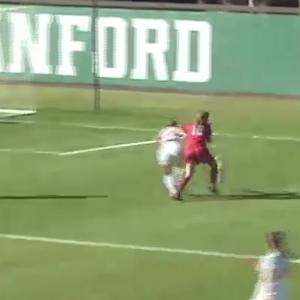 NCAA Women's Soccer Tournament Highlights: Stanford advances past Arizona