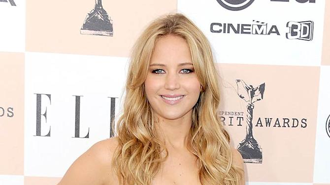 Jennifer Lawrence Indoe Spirit Aw