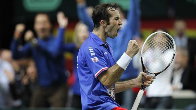 Davis Cup - Stepanek out of Czechs' opening clash