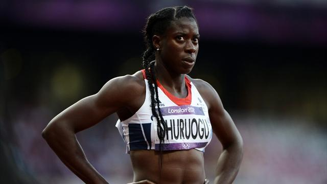 Athletics - Ohuruogu on track for another world title