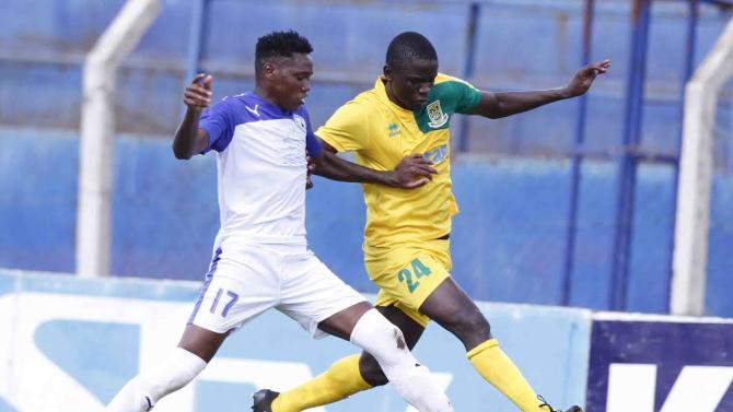 Mathare United star to leave on Saturday for trials