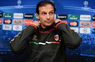 Allegri: It would annoy me if we end on the same amount of points as Juventus, let's hope that it doesn't happen
