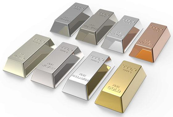 Riprendono gli afflussi verso gli ETP su metalli industriali