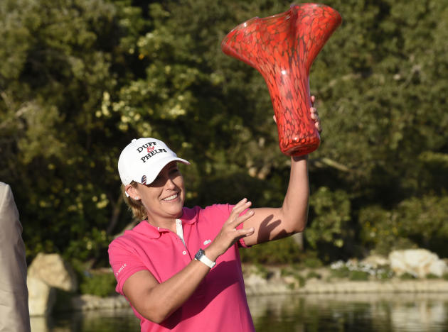 Cristie Kerr rallies to end victory drought on LPGA Tour