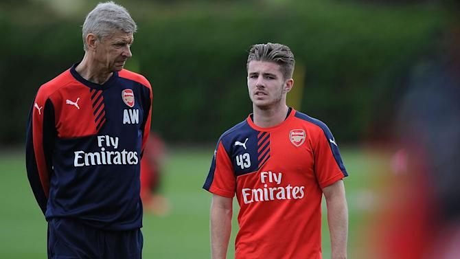 Arsenal starlet Dan Crowley set for Eredivisie loan