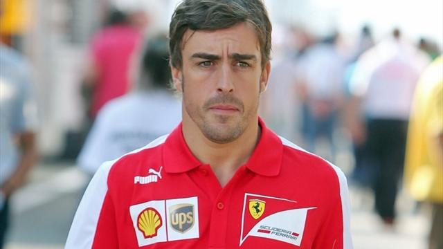 Formula 1 - Alonso: Raikkonen no faster than Massa