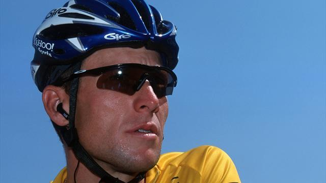 Cycling - The world of TV is Lance's oyster