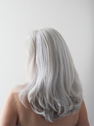 The secret pill to stop hair going grey!