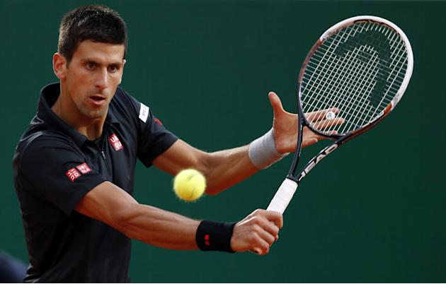 Novak Djokovic v Roger Federer, Monte-Carlo Masters 2014: Where to Watch Live and Preview