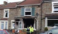 Children Rescued From Bristol House Fire