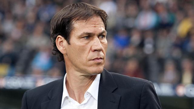 Serie A - Roma boss Garcia named Coach of 2013