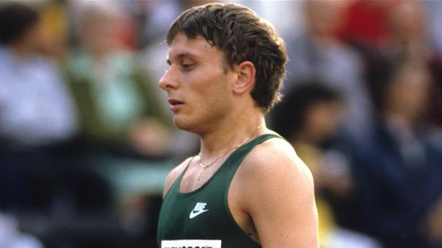Athletics - Cancer claims Olympic hero Bennett
