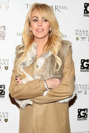 Dina Lohan attends EQ Enterprises And Manhattan Motorcars Present: NY Fashion Week Kickoff Event at Bryant Park Hotel in New York City on February 10, 2012  -- Getty Premium