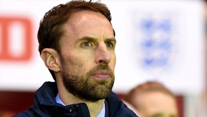 Football - Southgate not getting carried away