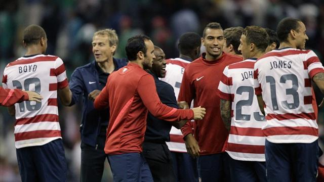 World Cup - Klinsmann cool about criticism, vows to continue change