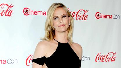 Charlize Theron Shaved Her Head!