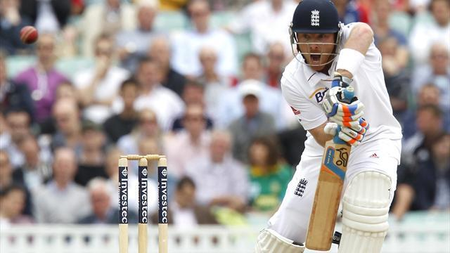 Cricket - India v England: Fourth Test LIVE
