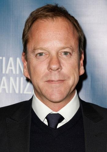 Kiefer Sutherland Named Hasty Pudding Man of the Year (Get Ready for Jack Bauer in Drag)