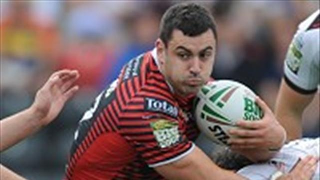 Rugby League - Williams recalled by Wolves