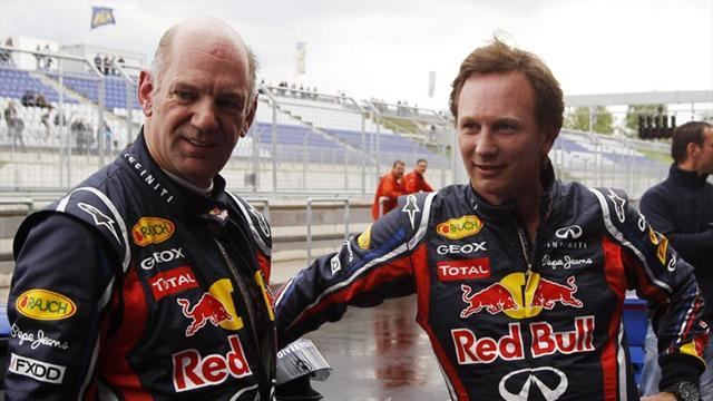 Formula 1 - Newey: Weight limit rule must change