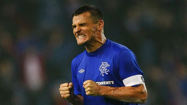 SPL - Rangers oust Motherwell in Cup