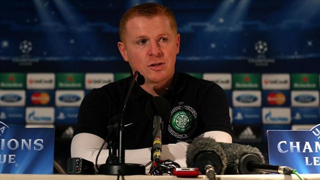 Football - Lennon relishing press conference