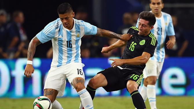 Rojo latest player ruled out of Argentina qualifiers