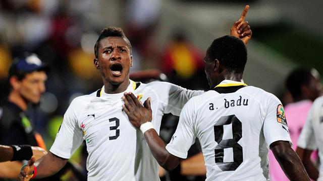 African Cup of Nations - Ghana v Cape Verde Islands: LIVE