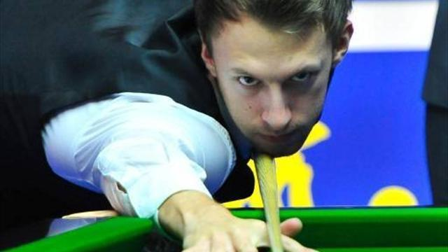 Snooker - Trump sizzles as big guns reach World Open last eight