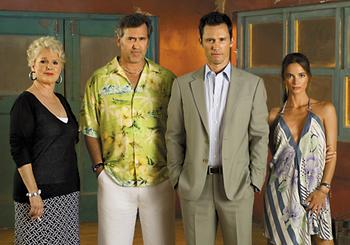 Ratings: 'Burn Notice' 100th Episode Holds Steady With Premiere