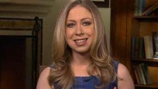 Chelsea Clinton: Mom Hillary Is 'Vibrant' As Ever