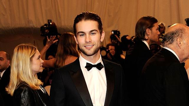 Chace Crawford TheMET Gala